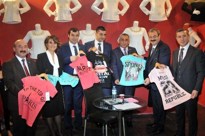 Gaziantep ''Fuarlar Kenti'' Olma Yolunda İlerliyor