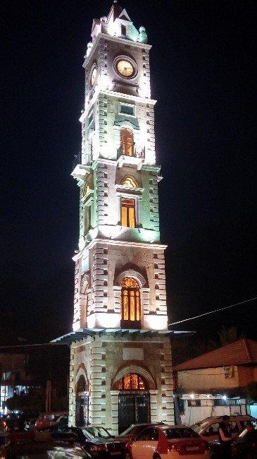 Iı. Abdülhamid'in Trablus'taki Mirası Hamidiye Saat Kulesi Restore Edildi