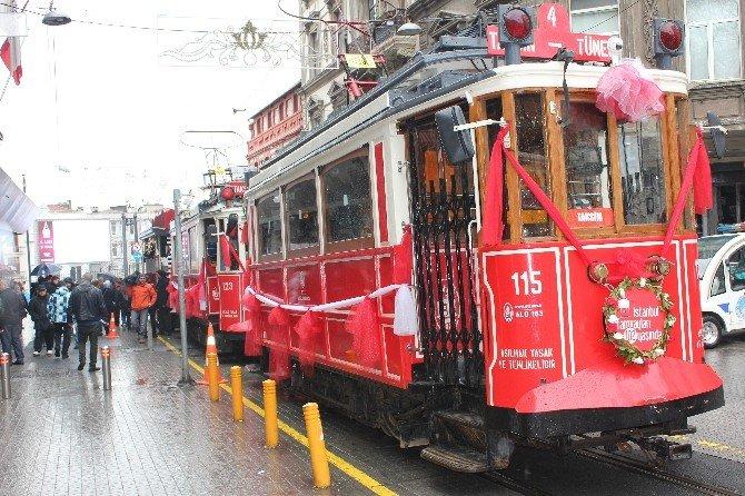 İstanbul Tramvayları 102 Yaşında