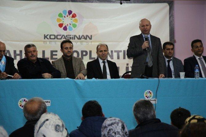 Çolakbayrakdar'a Yeni Bir Kentsel Dönüşüm Talebi