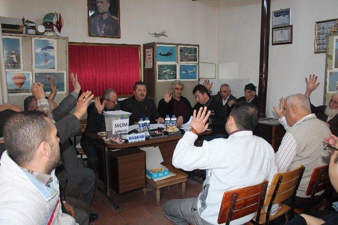 Kızılay Derneği Tosya Şubesi Genel Kurulu Yapıldı