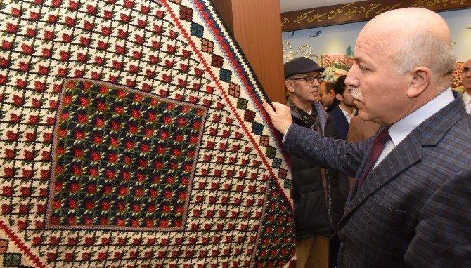 Kardeş Şehir Tebriz'in Kültür Bürosu Yenilendi