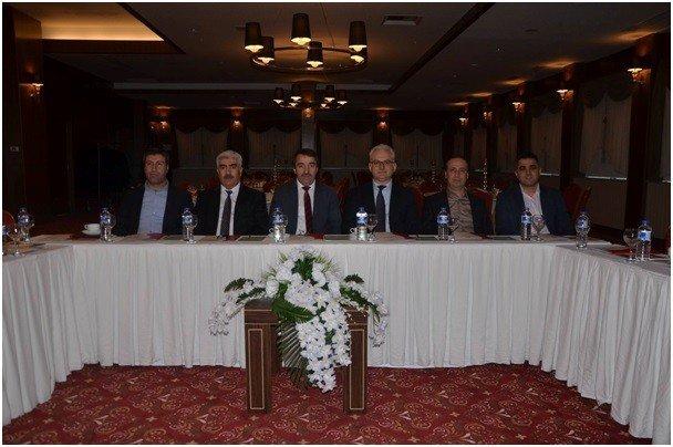 """""""2015 Yılı Değerlendirme Ve 2016 Yılı Hedeflerimiz"""" Toplantısı Yapıldı"""