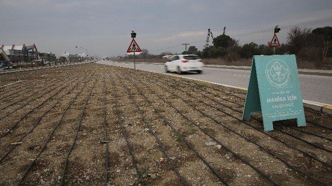 Manisa Büyükşehir Belediyesi Suda Tasarruf Sağlıyor