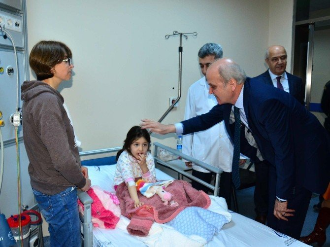 Manisa'ya Yeni Çocuk Acil Servisi