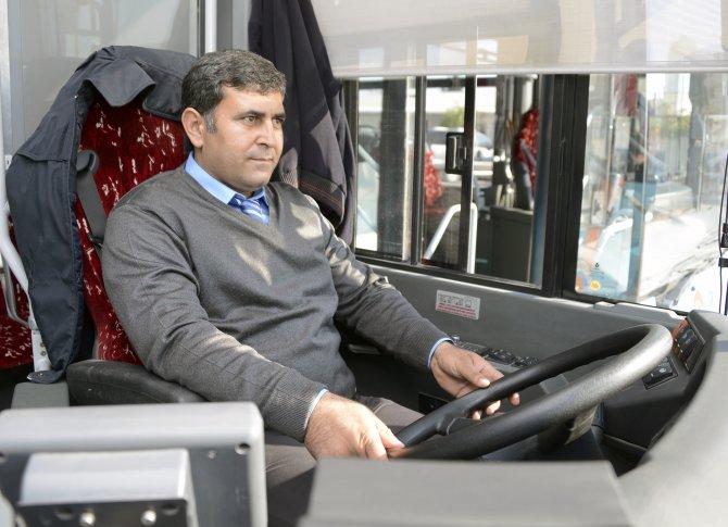 Fenalaşan yolcu, belediye otobüsü ile hastaneye yetiştirildi