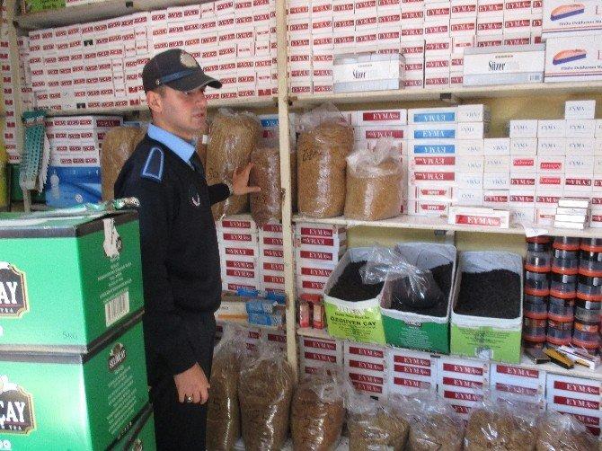 Tarsus'ta Kaçakçılık Operasyonu