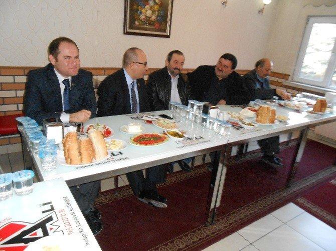 MHP İstanbul Milletvekili Yönter, Eskişehir'de Emirdağlılarla Buluştu