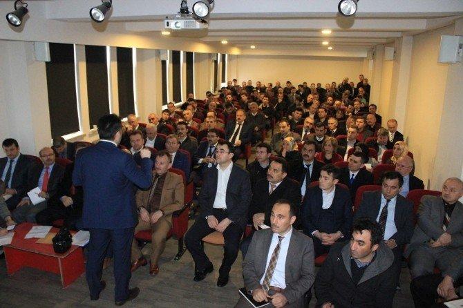 Fatsa'da Ders Kitapları Toplantısı