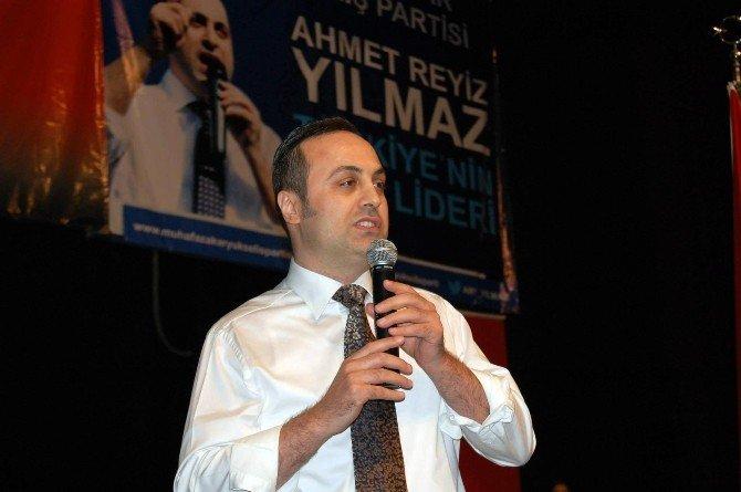 """Myp Lideri Yılmaz: """"Akşener Konusunda Bahçeli Haklı"""""""