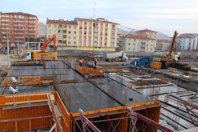 Niğde'de Kentsel Dönüşüm Alanında 302 Yapının Yıkımı Gerçekleştirildi