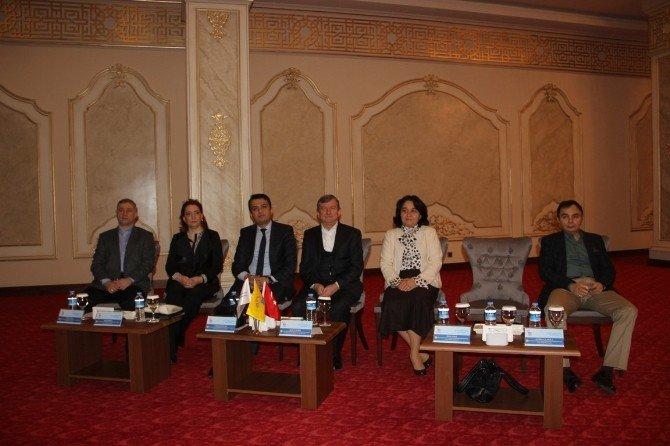 81 İlin PTT Müdürleri Şanlıurfa'da Toplandı