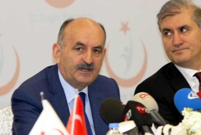 Sağlık Bakanı Mehmet Müezzinoğlu: