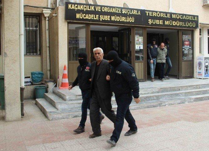 Özyönetim İlan Etmeye Hazırlanan PKK'lılar Silahlarıyla Birlikte Yakalandı