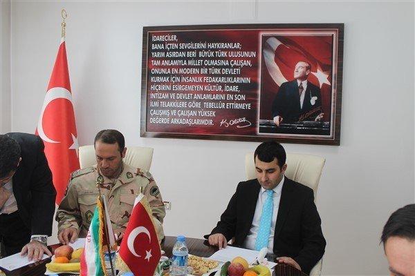 Türkiye İle İran İslam Cumhuriyetinin 2016 Mutad Toplantısı Gerçekleştirildi