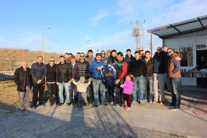 Adana Toros Byz Spor'a Mangal Ziyafeti