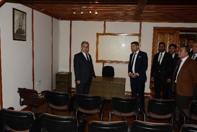 TÜRSAB Adana Byk Ofisi Yenilendi