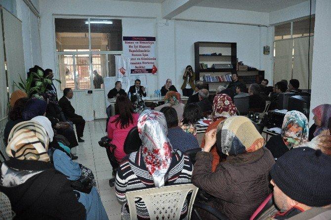 Simav'da Engelli Hakları Semineri