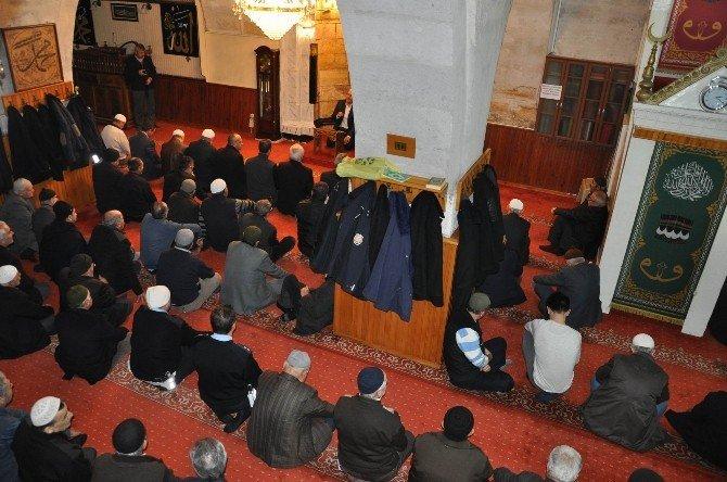 Şehit Polis Ömer Güney İçin Mevlit Okutuldu