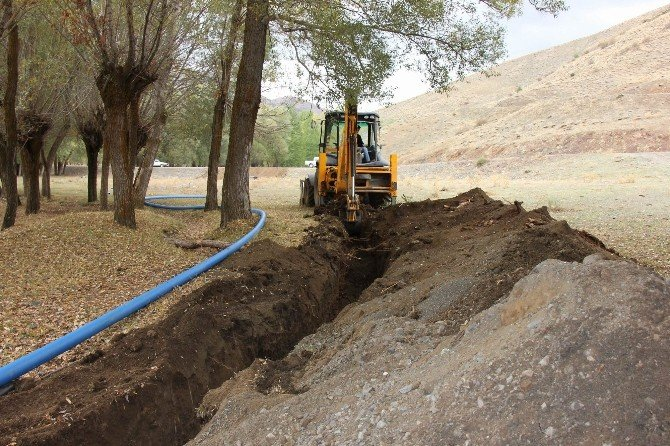 Sivas İl Özel İdaresi 133 Proje Hayata Geçirdi