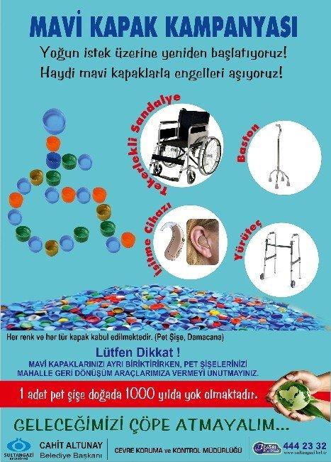 Sultangazi'de Çevreye Duyarlılık Projeleri