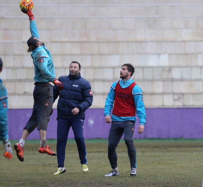 Osmanlıspor, Torku Konyaspor için şut ve gol çalıştı