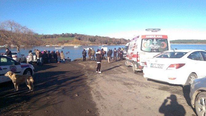 Terkos Gölü'ndeki Tekne Faciasında Ölü Sayısı 2'ye Yükseldi
