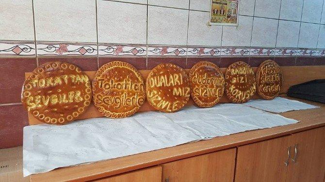 Diyarbakır Sur'daki Polis Ve Askere Özel Çörek