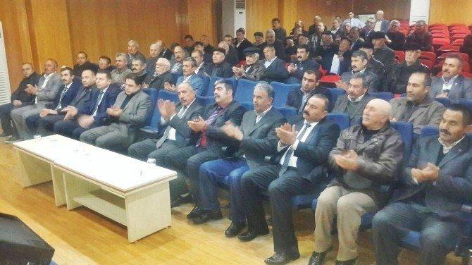 Sungurlu'da Muhtarlara KKKA Eğitimi Verildi