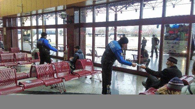 Toplum Destekli Polislerden Dolandırıcılık Bilgilendirmesi