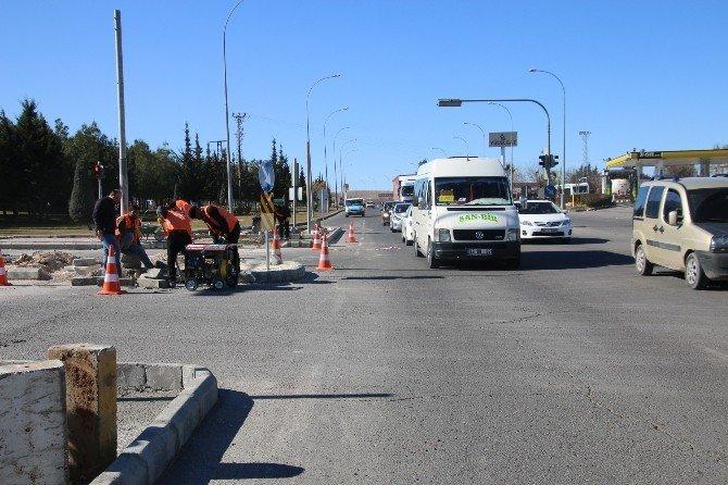 Büyükşehir Belediyesi'nden Trafik Yoğunluğunu Azaltan Düzenlemeler