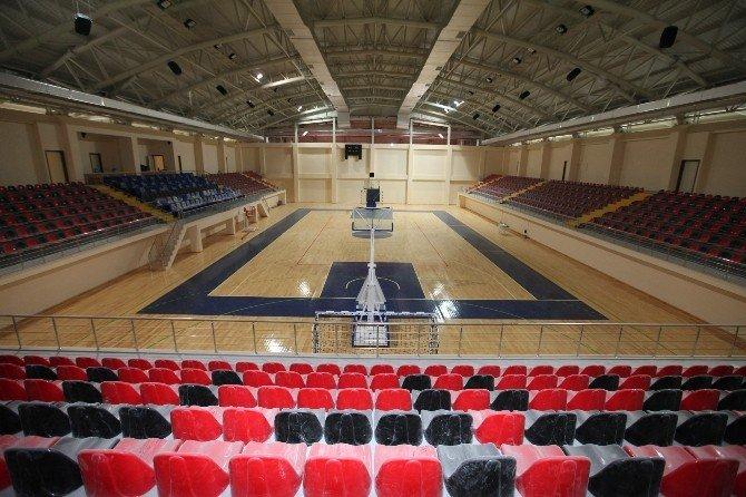 Bafra'ya Dev Spor Yatırımları