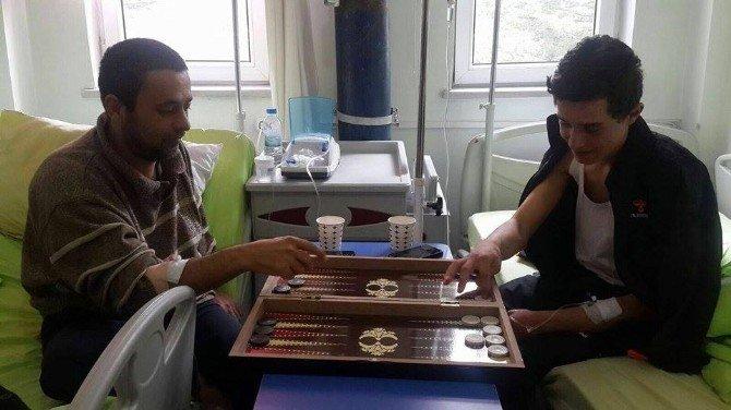 Yozgat'ta Devlet Hastanelerinde Sosyal Alanlar Oluşturuluyor