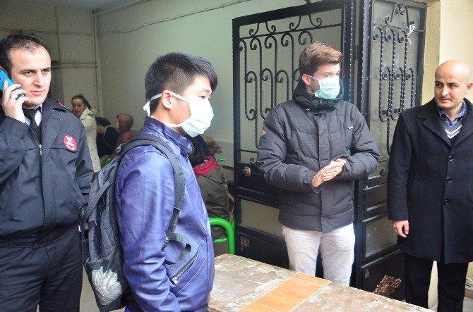 Termik Santral İnşaatından Düşen Çinli İşçinin Cenazesi Çin'e Gönderildi