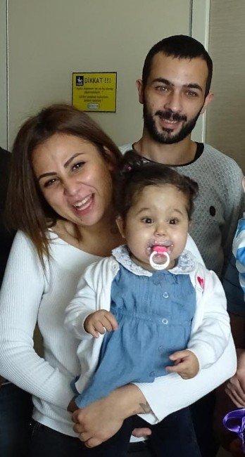 Minik Bade, Yeni Hayatın İlk Yaşını Kutladı