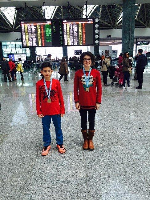 Adana TOHM Sporcuları 15 Madalya İle Döndü