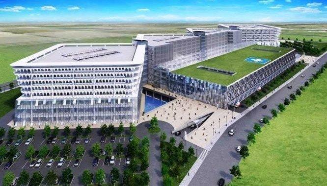 Savaş'tan Aydınlılara Şehir Hastanesi Müjdesi