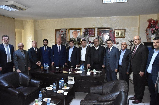 Bursa'dan Diyarbakır'a Kardeşlik Bağı
