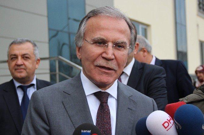 Mehmet Ali Şahin'den Gündem Değerlendirmesi