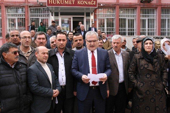 AK Parti Kulu Teşkilatı'ndan Kılıçdaroğlu'na Suç Duyurusu