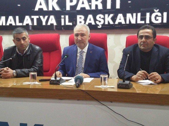 AK Parti Malatya İl Başkanı Hakan Kahtalı'dan Müjde Üstüne Müjde