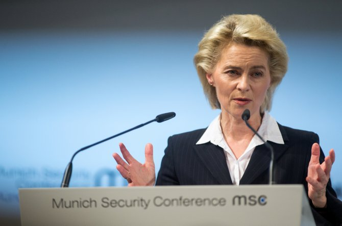 Münih Güvenlik Konferansı'na IŞİD ve Suriye krizi damga vuruyor