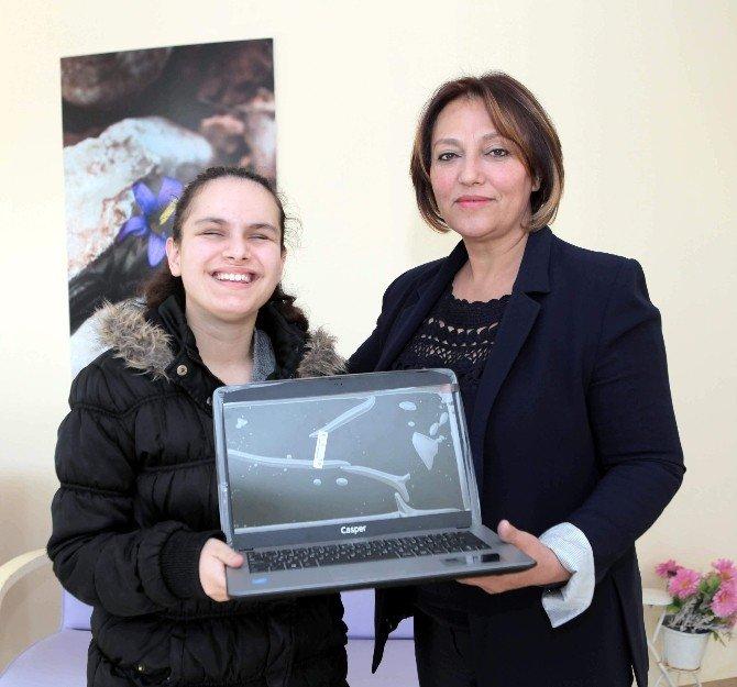 Barilla Alfabesiyle Başkana Mektup Yazan Engelli Kız Hayaline Kavuştu