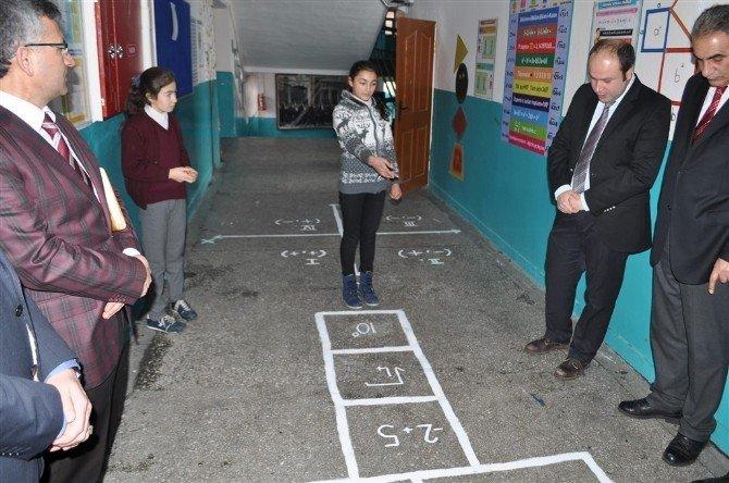Arpaçay'da Matematik Projesi Hayata Geçirildi