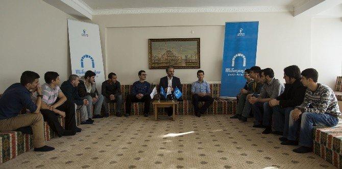 Esenler Gençliği Mihmandar'da Yetişiyor
