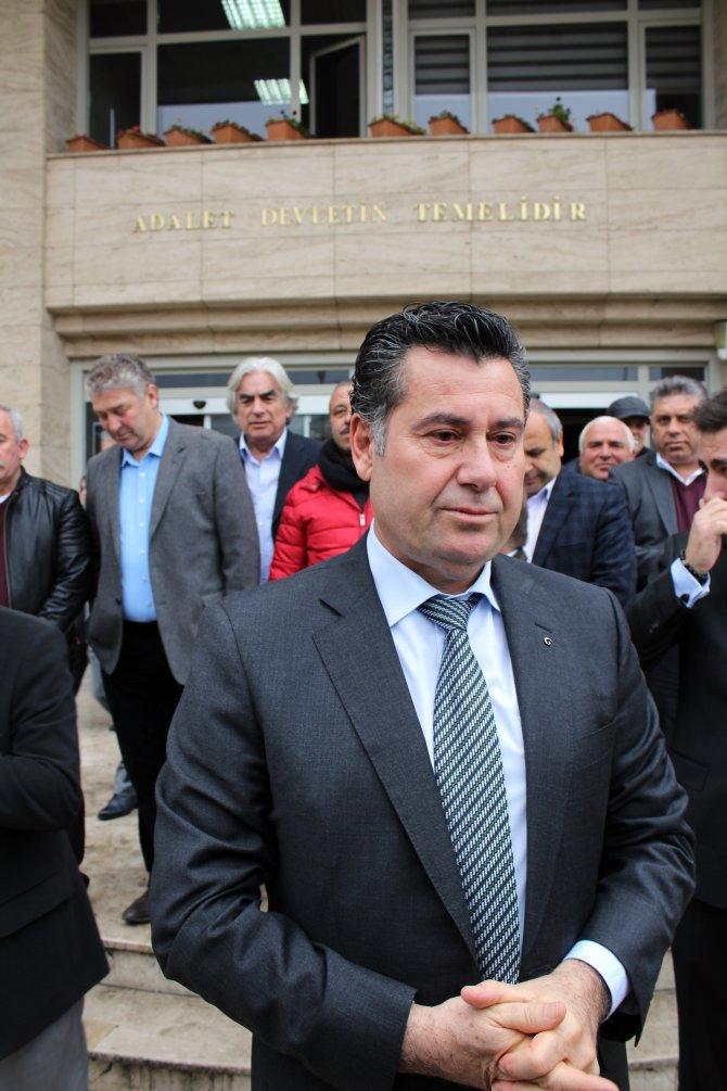 Bodrum Belediye Başkanı Kocadon beraat etti