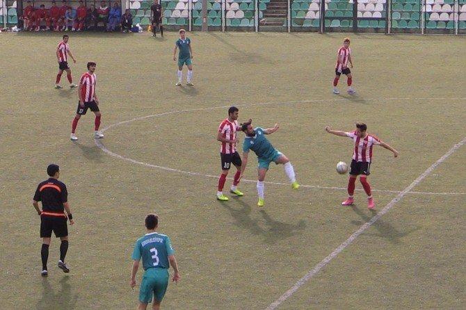 Bornova Belediye Spor 2 - Foça Belediye Spor 1