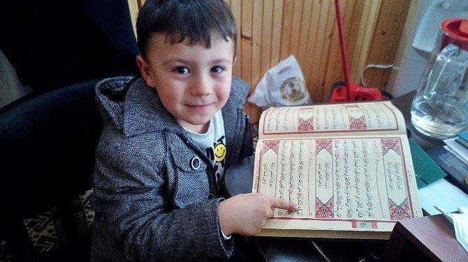 Bu Camide 24 Saat Kur'an-ı Kerim Öğrenebilirsin
