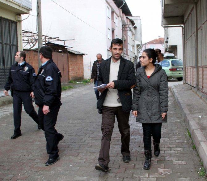 Polisi alarma geçiren genç kızın gasp yalanı, çapraz sorguda bozuldu
