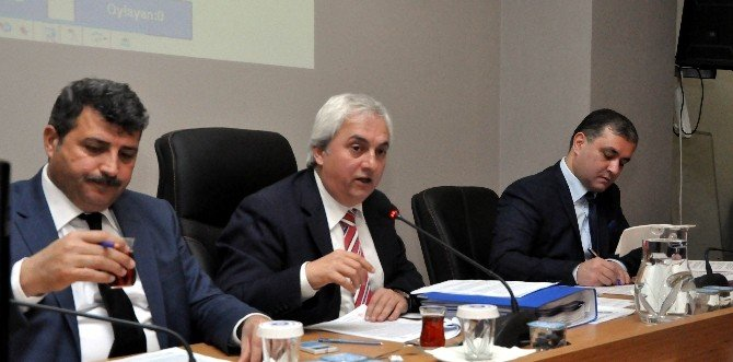 Büyükşehir Belediyesi Şubat Ayı Olağan Devam Meclisi